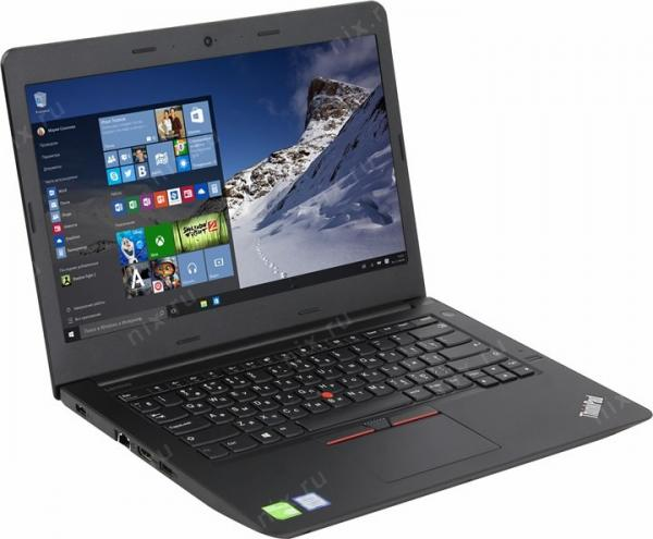 Lenovo THINKPAD Edge E470 (20H10076RT)(Intel Core i7 7500U 2700 MHz/14