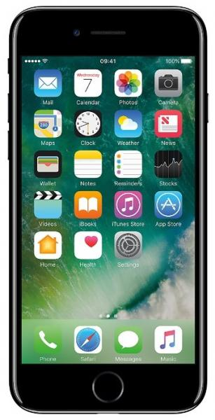 Смартфон Apple iPhone 7 32Gb Black (MN8X2RU/A)