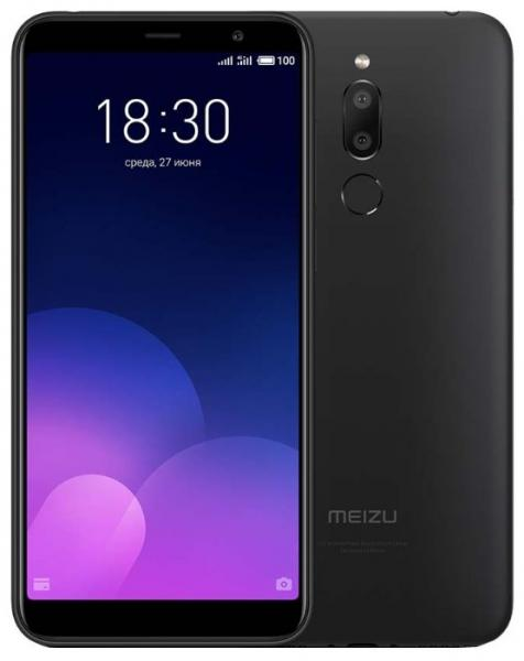 Смартфон Meizu M6T 2/16GB Black