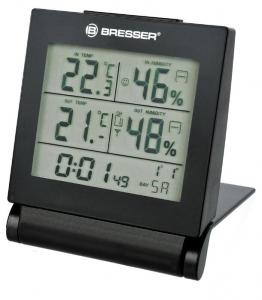 Bresser MyTime Travel Alarm Clock